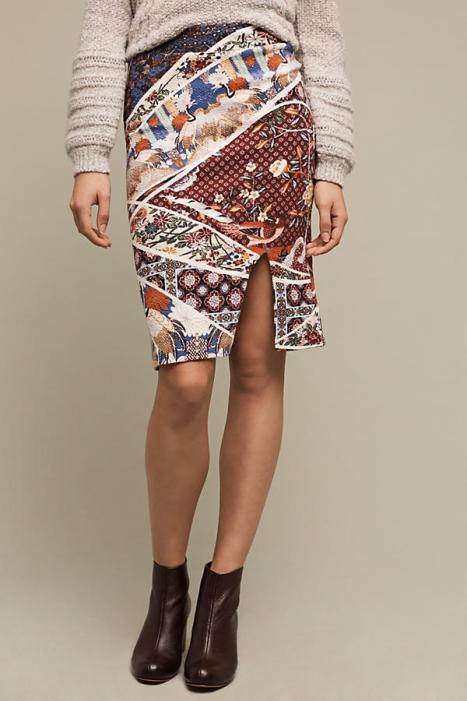 anthro-pencil-skirt